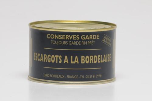 acheter les escargots à la Bordelaise