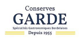 Conserves GARDE Logo