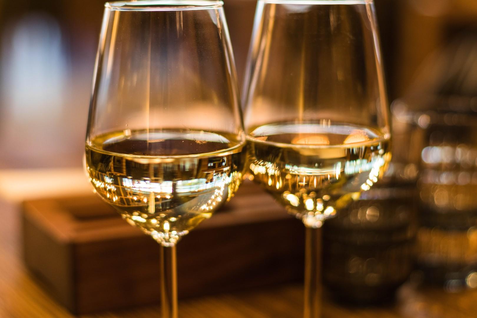 foie gras et vin
